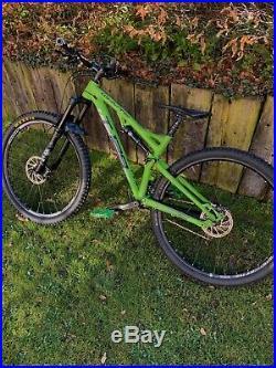 Whyte T129-S Full Suspension Mountain Bike