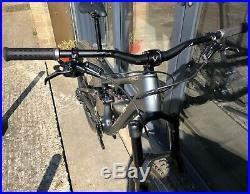 Whyte T-130C RS V2 27.5 Mountain Bike Full Suspension Matt Granite (Medium)