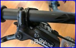 Whyte T-130C R V1 27.5 Mountain Bike Full Suspension Matt Petrol Medium