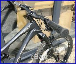 Whyte T-130C WORKS V1 27.5 Mountain Bike Full Suspension Matt Granite Medium