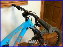Whyte T-130 S 27.5 Mountain Bike 2018 Full Suspension Matt Blue (Medium)