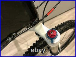 Whyte e120 full suspension mountain bike