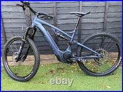 Whyte e-150 mountain bike 27.5 medium 2020 Model