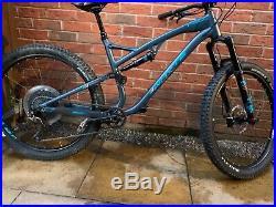 Whyte mountain bike large