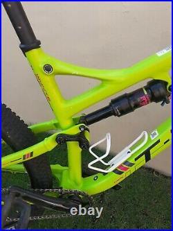 Whyte mountain bikes medium