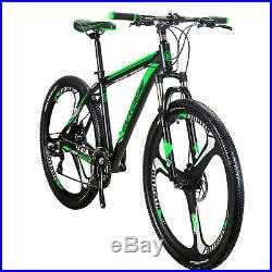 X9 Aluminium Mountain Bike Shimano 21 Speed Mens Bikes 29er mtb Front Suspension