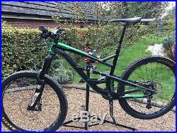 YT Capra AL Comp 2 Enduro Mountain Bike 2016 MTB size Large