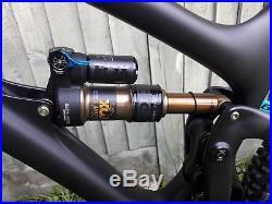 Yeti SB6C 2016 Mountain Bike. Size Large. Matt black. Used but superb condition